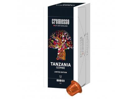 CREMESSO Caffé LE Tanzania 16 ks