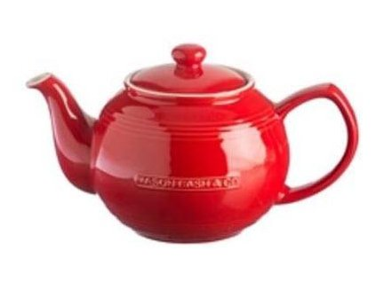 Original červená čajová konvice, 1,2 l