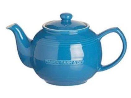 Original modrá čajová konvice, 1,2 l