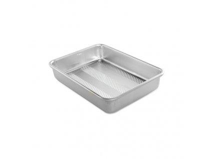 Nordic Ware pekáč na pečení Prism Baking Pan, 31 x 25,5 x 6 cm