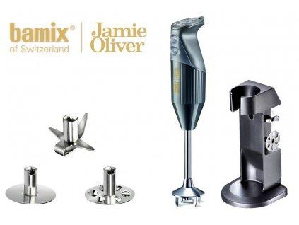 Bamix tyčový mixér, Jamie Oliver M200