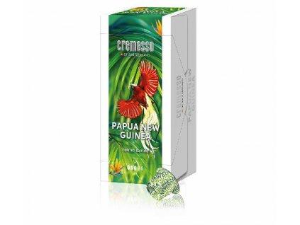 Kávové kapsle Cremesso Papua New Guinea 16 ks