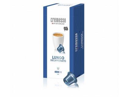 Kávové kapsle Cremesso Decaffeinato 16 ks