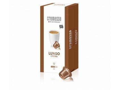 Kávové kapsle Cremesso Crema 16 ks