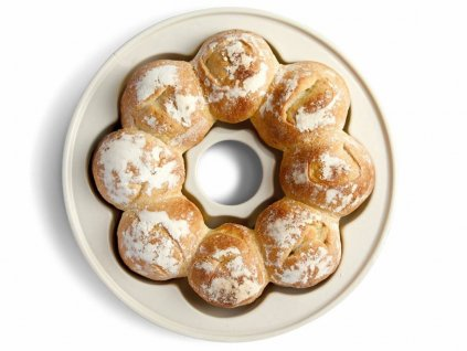 Emile Henry  Specialities Forma na chleba lněná, kulatá