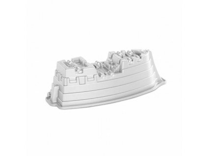 Forma na bábovku Nordic Ware Pirátská loď, 2,4 l