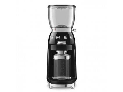 SMEG 50's Retro Style mlýnek na kávu černý
