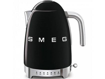SMEG 50's Retro Style rychlovarná konvice 1,7l LED indikátor černá