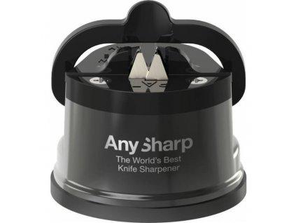 Brousek na nože AnySharp Pro, wolframový (metalická barva)