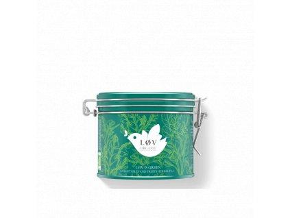 Løv Organic Løv is Green, kovová dóza 100 g