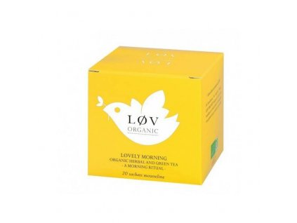 Løv Organic Lovely Morning, 20 sáčků
