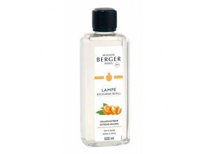 Maison Berger Paris náplň do katalytické lampy Extrémní pomeranč, 500 ml