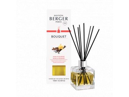 BERGER Absolu de Vanille / Vanilla gourmet difuzér kostka 125ml