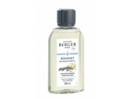 BERGER Savon d'Autrefois / Mýdlové bublinky náplň 200ml