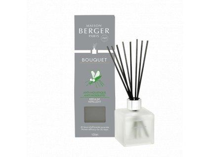 BERGER Anti Mosquito difuzér kostka 125ml