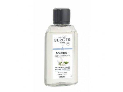 BERGER C22020 Delicate White Musk/Jemné bílé pižmo náplň do difuzéru 200ml