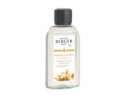 BERGER C22020 Sladké ovoce Aroma Antistres náplň do difuzéru 200ml
