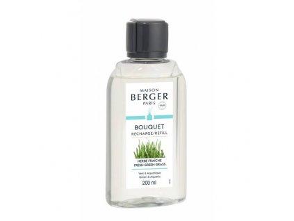 BERGER Herbe fraiche/ Vůně trávy náplň 200ml