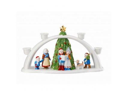 Rosenthal vánoční svícen Arch of lights, Vánoční trh