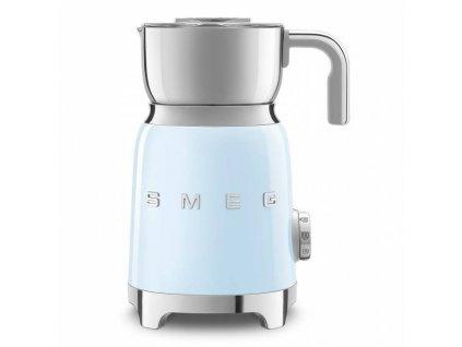 Napěňovač mléka Smeg 50´s Retro Style, pastelově modrý