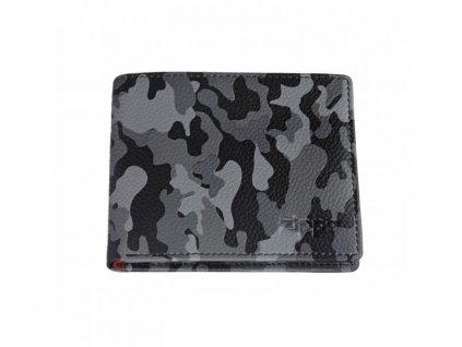 44135 Kožená peněženka Zippo