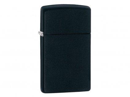 Zapalovač Zippo 26111 Black Matte Slim