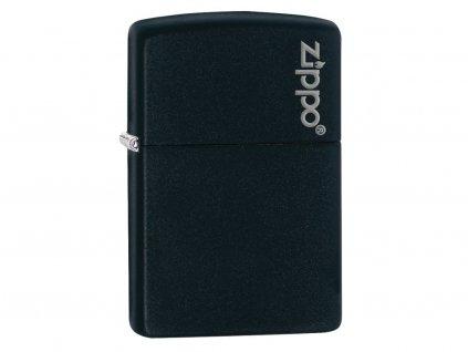 Zapalovač Zippo 26092 Black Matte ZL