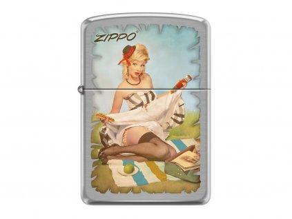 Zapalovač Zippo 21912 Pinup Design #3