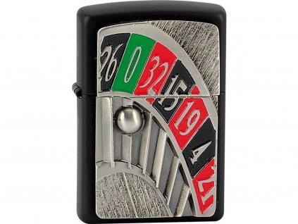Zapalovač Zippo 26514 Roulette Emblem