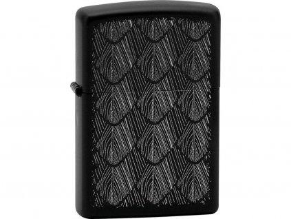 Zapalovač Zippo 26640 Feather Pattern