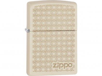 Zapalovač Zippo 26862 Geometric Boxes