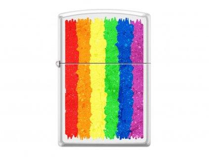 Zapalovač Zippo 26892 Rainbow Design