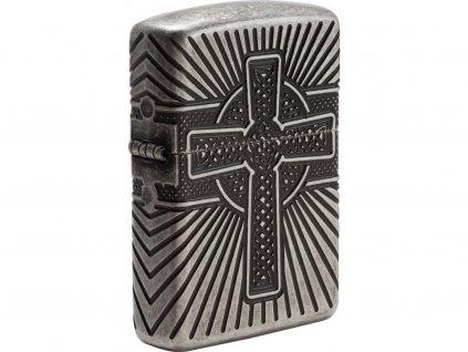 Zapalovač Zippo 27153 Celtic Cross