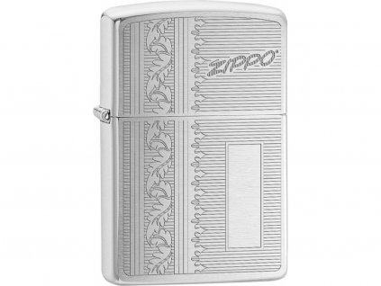 Zapalovač Zippo 21054 Initial Panel Design