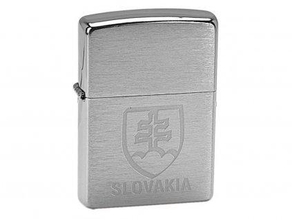 Zapalovač Zippo 21053 Slovak Coat of Arms
