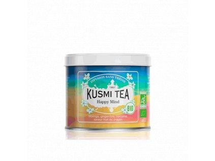 Sypaný bio organický bylinný čaj Kusmi Tea Happy Mind, 100 g