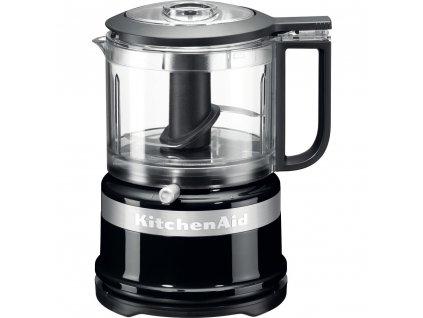 KitchenAid Mini Food Processor 5KFC3516, černá, 830 ml
