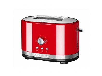 Toustovač KitchenAid 5KMT2116 s manuálním ovládáním, královská červená