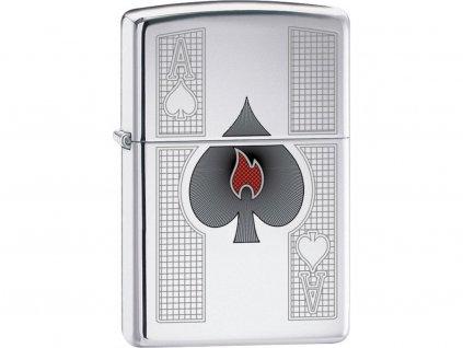 Zapalovač Zippo 22969 Spade