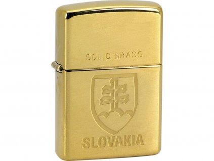Zapalovač Zippo 24038 Slovakia