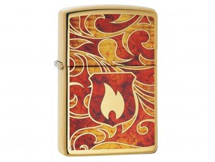 Zapalovač Zippo 24186 Zippo Shield