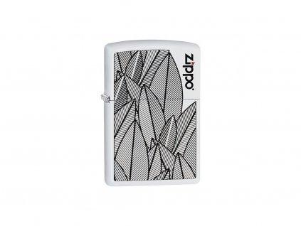 Zapalovač Zippo 26917 Zippo Logo Leaves