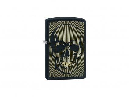 Zapalovač Zippo 26918 Skull