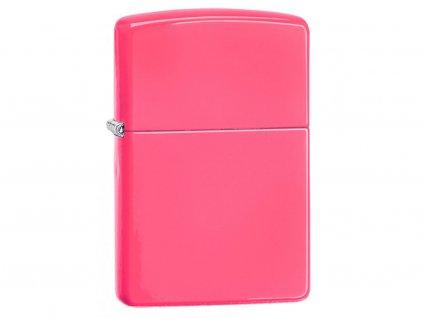 Zapalovač Zippo 26688 Neon Pink