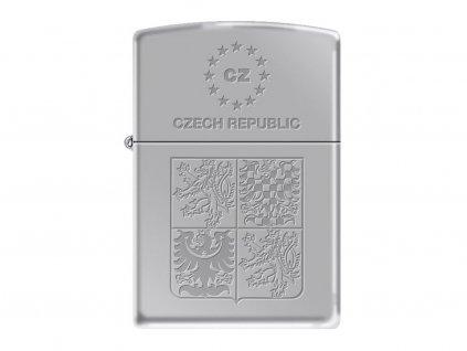 Zapalovač Zippo 21362 Czech Coat of Arms