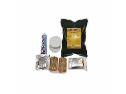 Vojenská potravinová dávka MRE, ARPOL S, set5