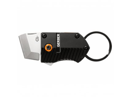 Gerber Key Note Clip Folding Knife - Black