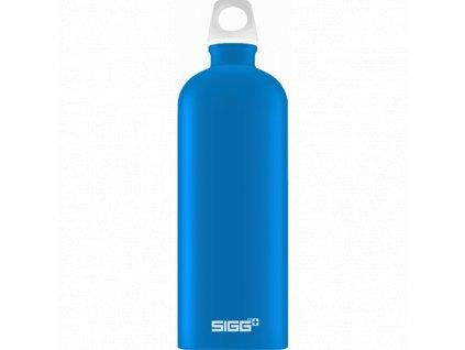 Lahev SIGG Lucid Electric Blue, matná, 1,0 l