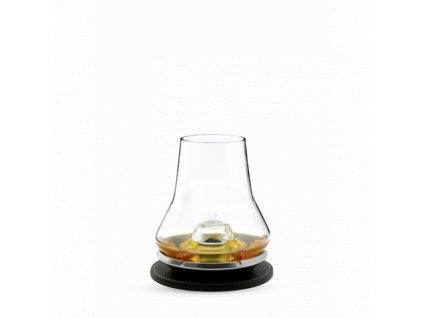 Sklenice na whisky 0,38 l, sada s chladicí podložkou Peugeot Les Impitoyables