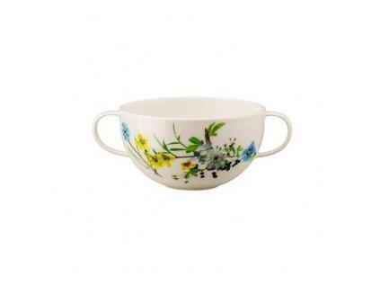 Rosenthal Fleurs des Alpes Polévkový šálek, 0,37 l
